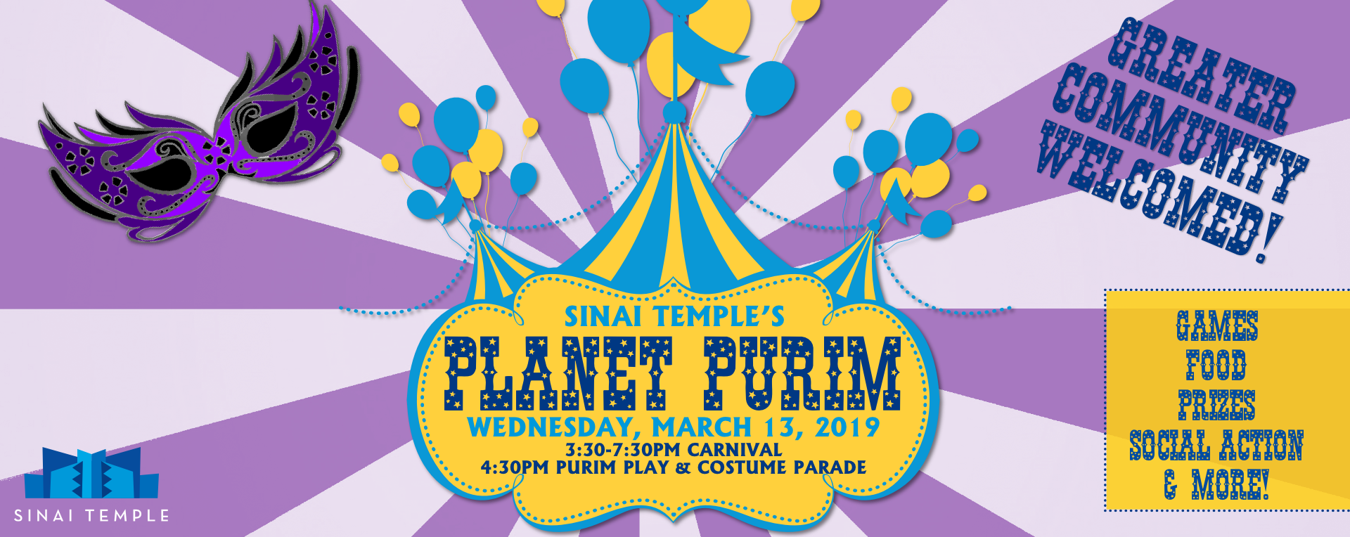 Planet Purim 2018